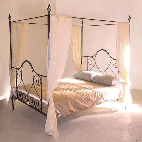 Redhouse Bed Frame 77 Four Poster Large Picture